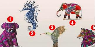 Выберите свое тотемное животное и узнайте ваш тип личности