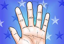 хиромантия длина пальцев на руке
